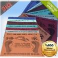 Renkli Kağıt Paspas